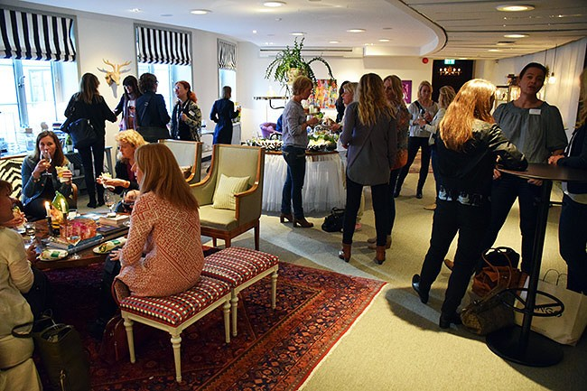 Eventfotografering: Känslan att bli fulltankad med 4good Business Network
