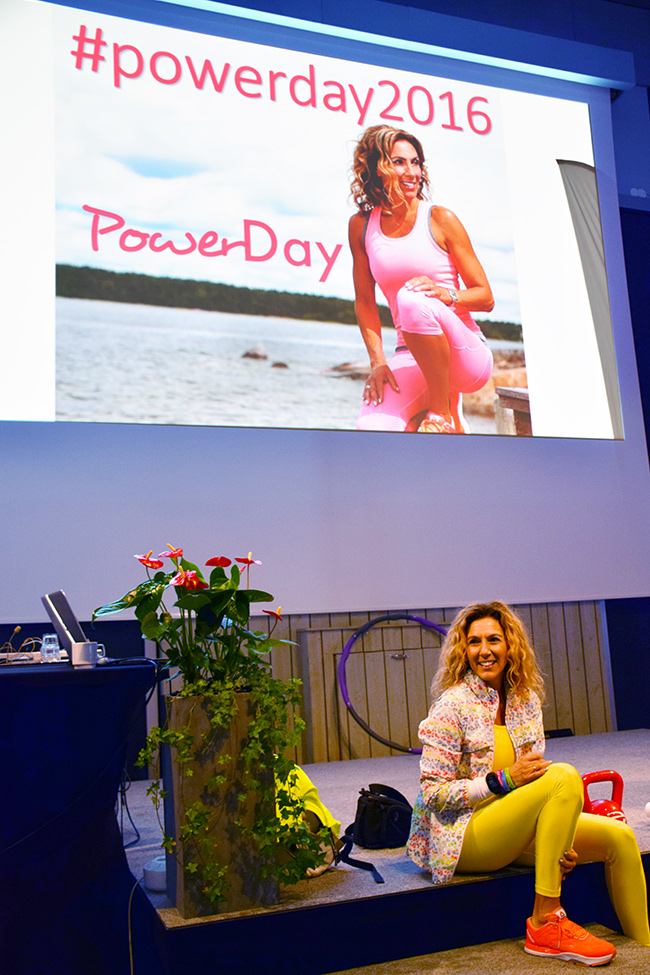 inredacom pop up store på PowerDay 2016