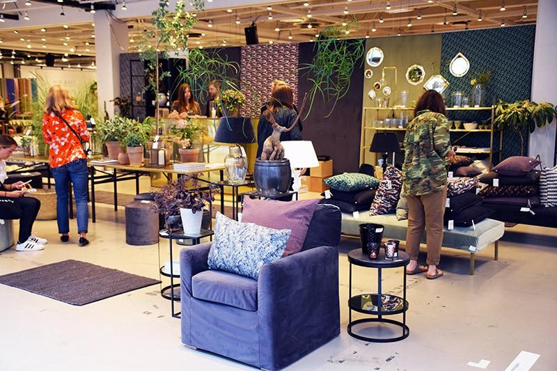 Höstnytt & möbler i sammet från Tine K Home